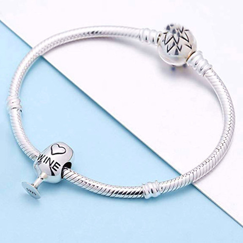 Personalized photo charm to fit pandora bracelet picture jewelry in 925 sterling silver supplier manufacturer wholesale company online china